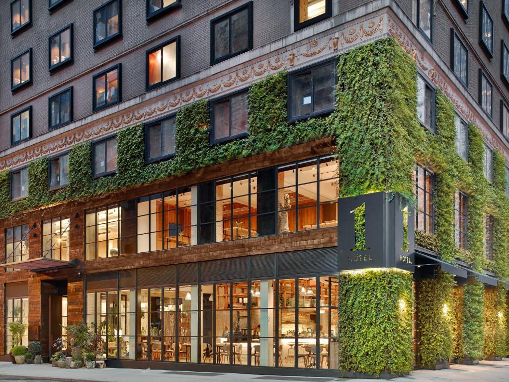 1 Hotel Central Park New York Ny Booking Com