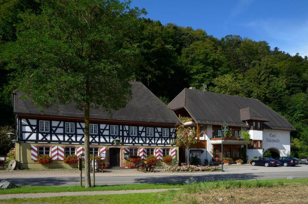 Schwarzwaldgasthof Hotel Schlossmuhle Glottertal, Germany