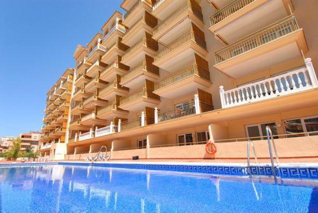 Het zwembad bij of vlak bij Apartamentos Turísticos Yamasol