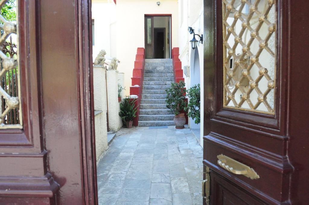 Façade ou entrée de l'établissement Mystras Castle Town