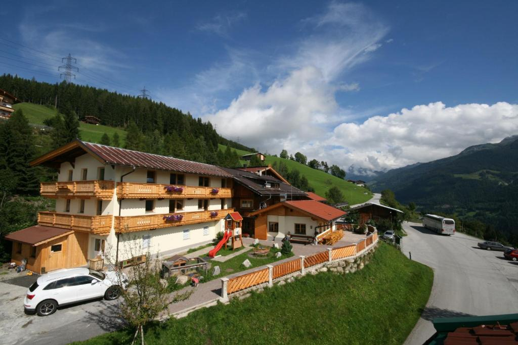 Enzianhof pension and investments