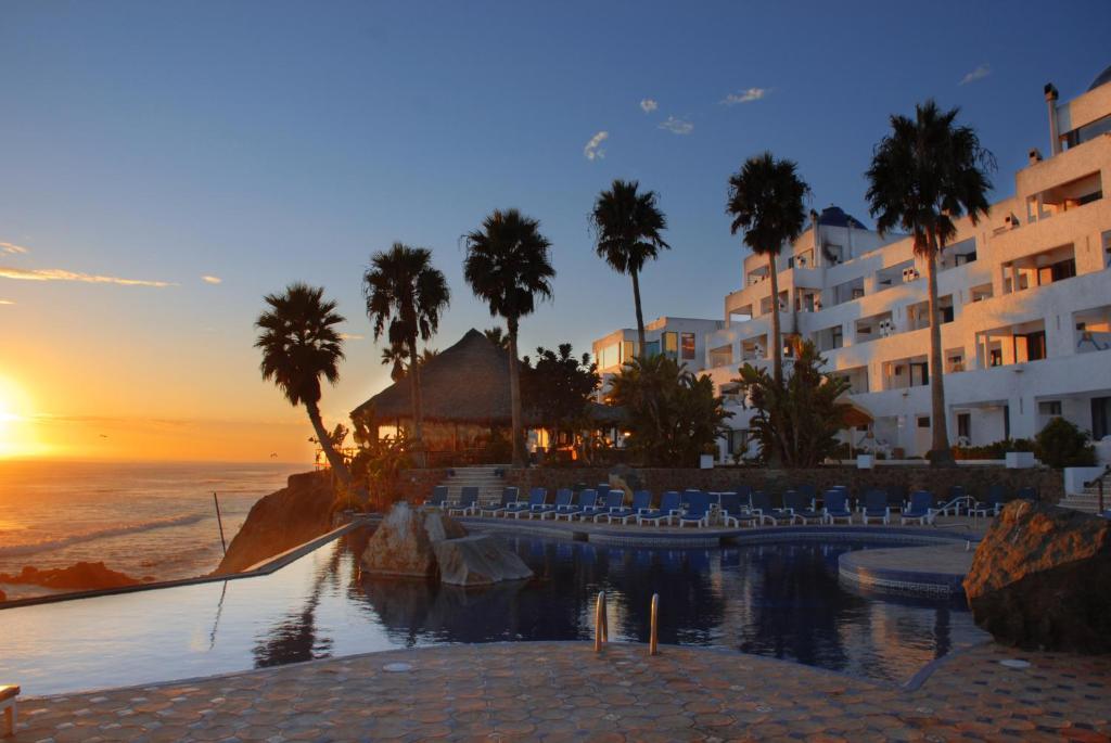 The swimming pool at or near Las Rocas Resort & Spa