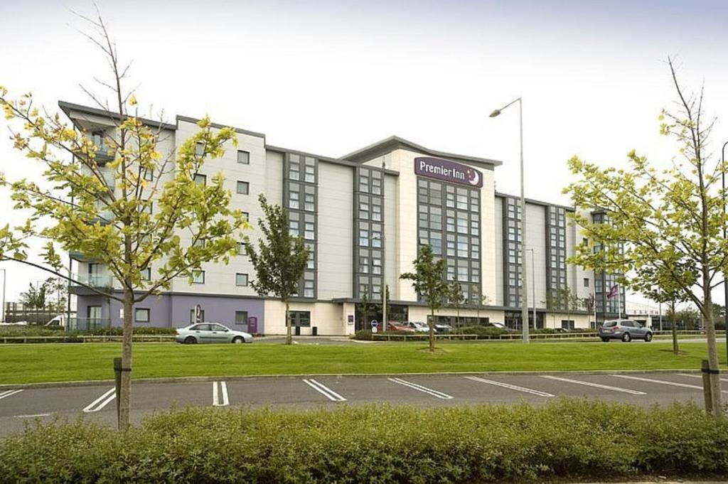 The Premier Inn Dublin Airport.