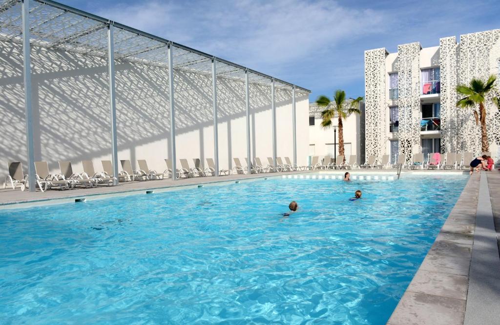 Residence Prestige Odalys Nakara Cap dAgde, France