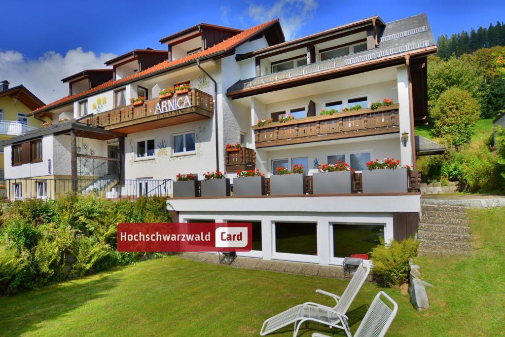 Hotel Arnica Todtnauberg, Germany