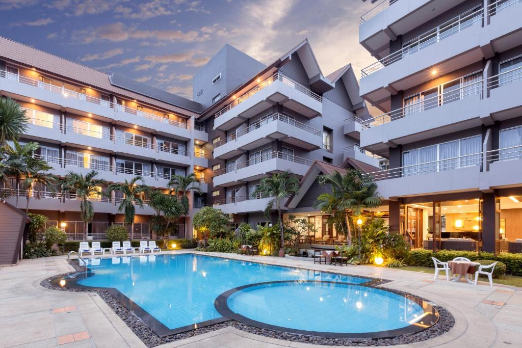 โรงแรม 5 ดาว พัทยา