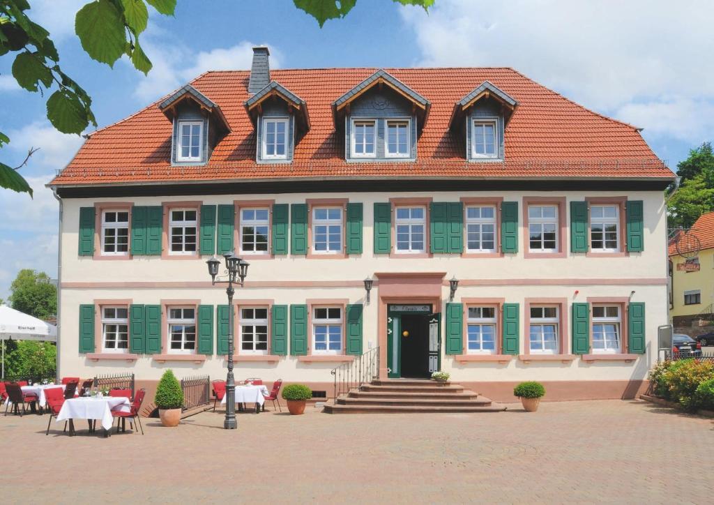 Hotel Restaurant Olmuhle Landstuhl, Germany