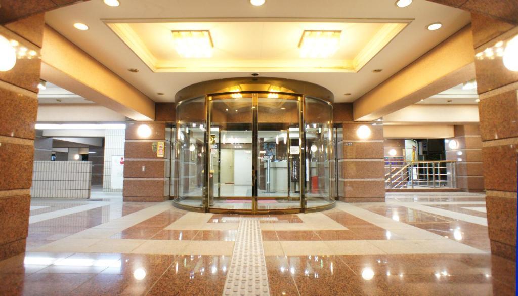 The lobby or reception area at Hotel Kajigaya Plaza
