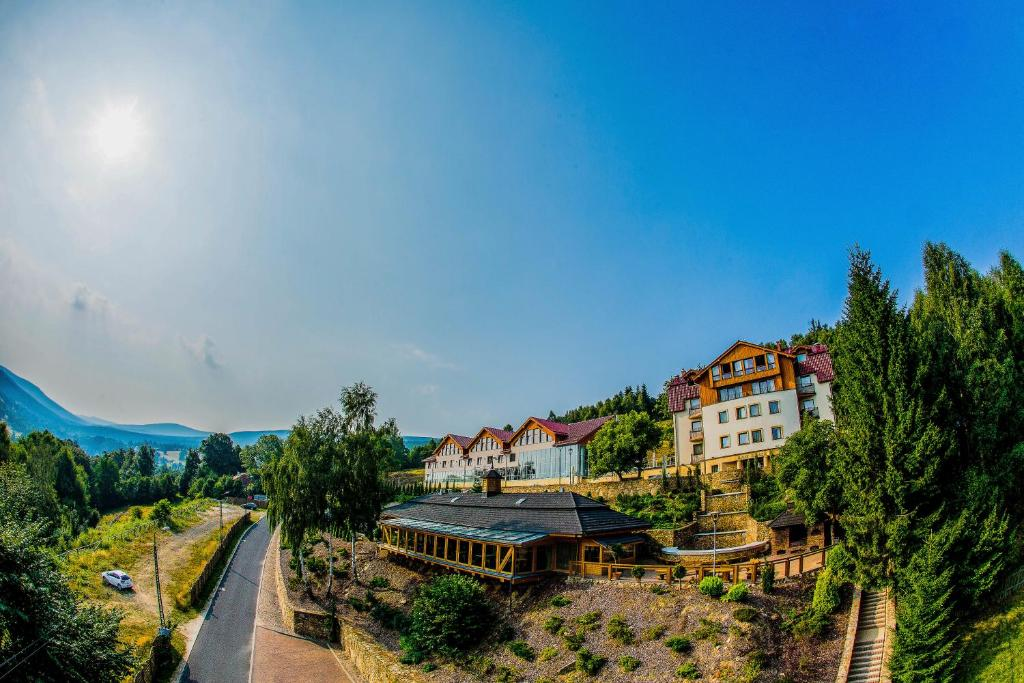 Hotel & Medi-Spa Bialy Kamien Swieradow-Zdroj, Poland