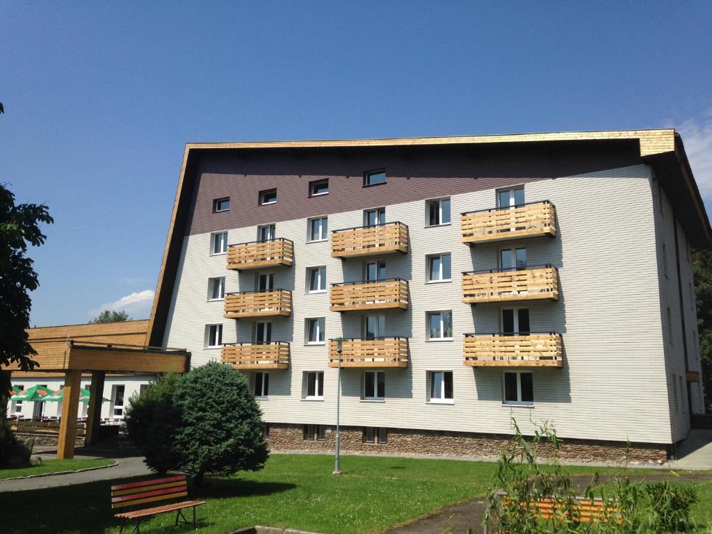 Hotel Srni depandance - Sumava Srni, Czech Republic