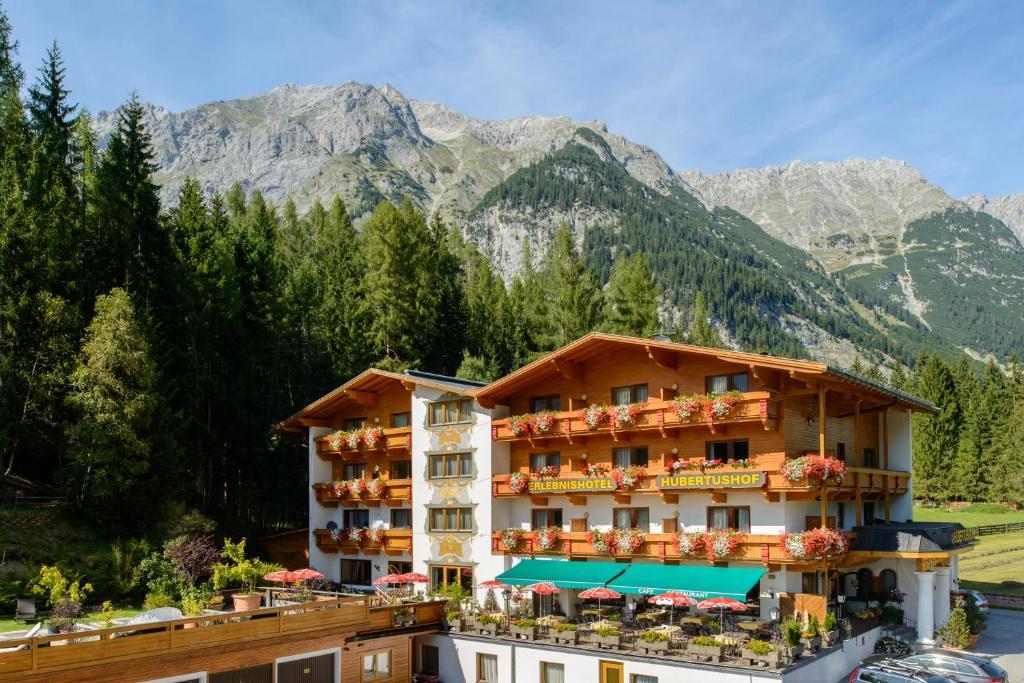 Hotel Hubertushof - Ihr Hotel mit Herz Leutasch, Austria