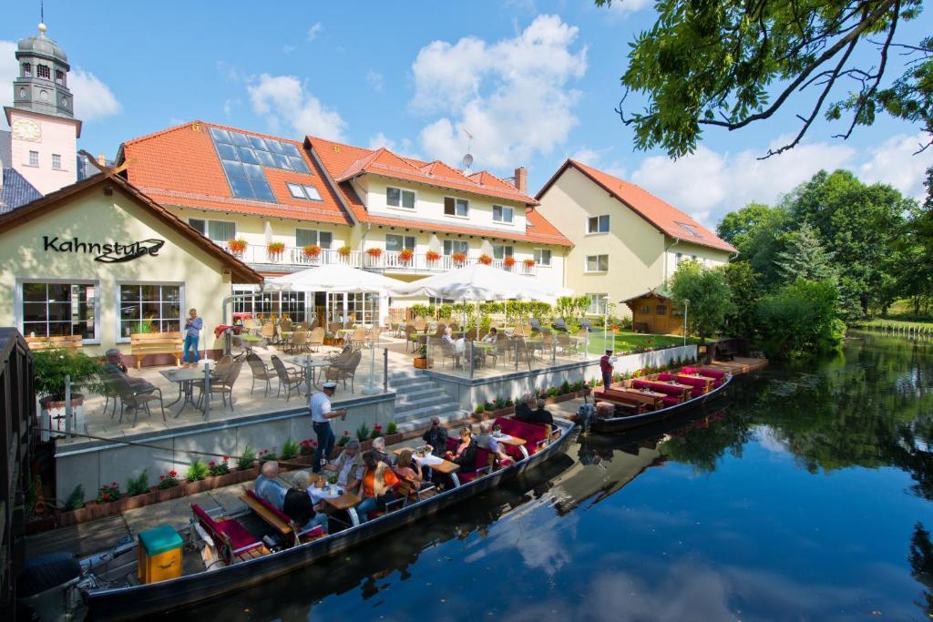Spreewaldhotel Stephanshof Lubben, Germany