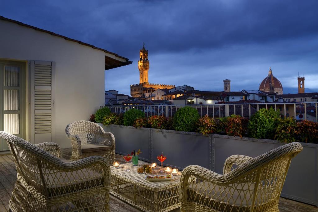 Hotel Balestri Florence, Italy