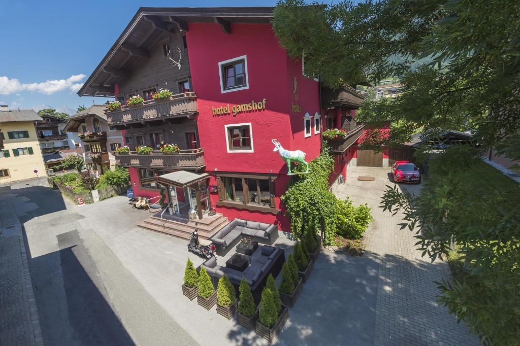 Hotel Gamshof Kitzbuhel, Austria