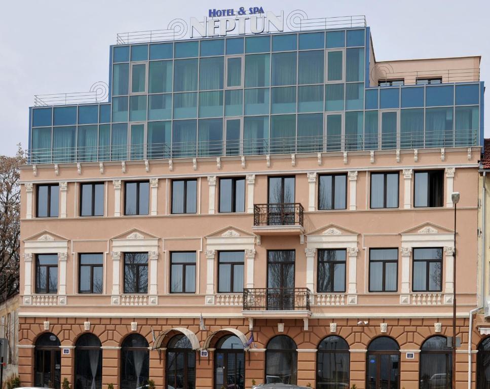 Hotel Neptun Vidin, Bulgaria