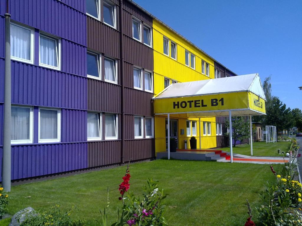 Hotel B1 Berlin, Germany