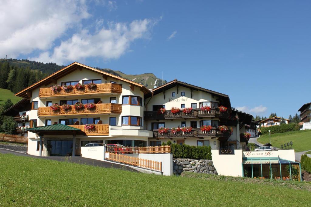 Hotel Klockerhof Lermoos, Austria