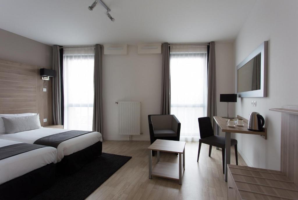 Tulip Inn Lille Grand Stade Residence - Laterooms
