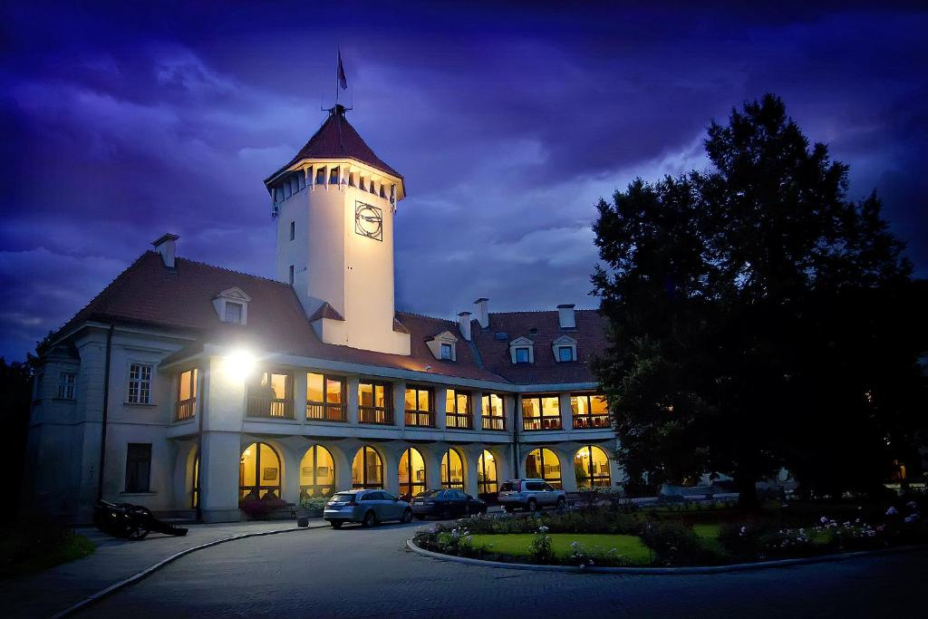 Hotel Zamek Pultusk Dom Polonii Pultusk, Poland