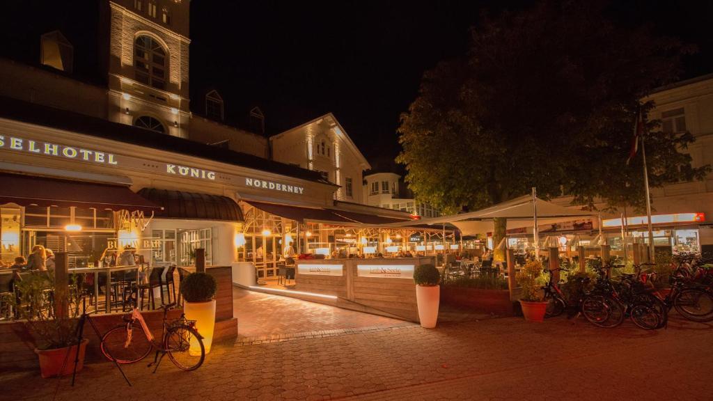 Inselhotel Konig Norderney, Germany