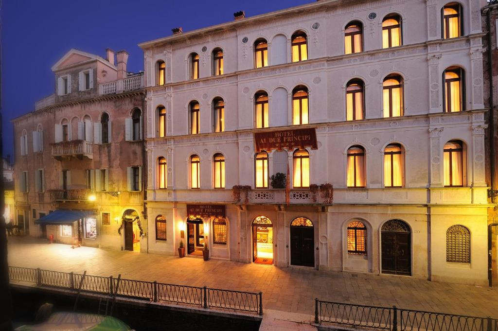 Hotel Ai Due Principi Venice, Italy