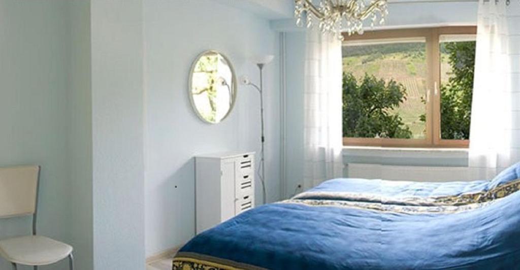 Ein Bett oder Betten in einem Zimmer der Unterkunft Apartment Irene