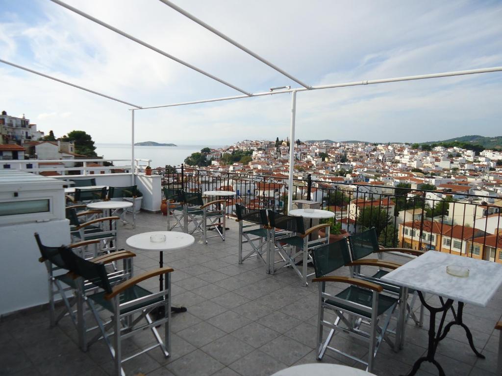 Εστιατόριο ή άλλο μέρος για φαγητό στο Pension  Margarita