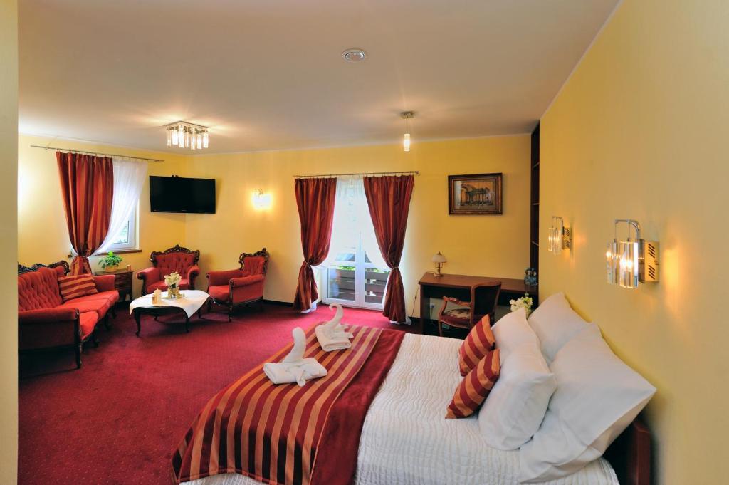 Hotel Na Bloniach