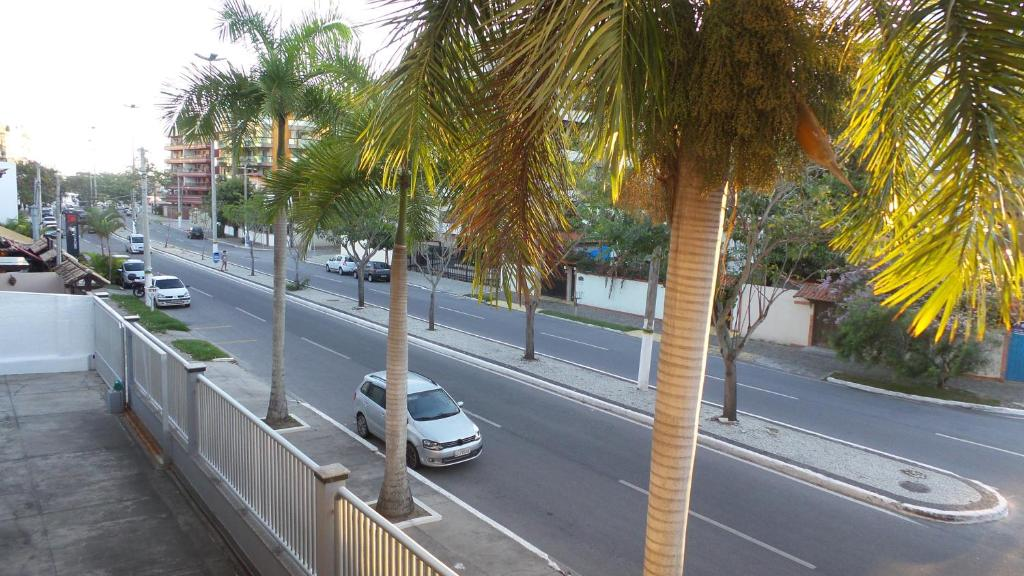A general view of Cabo Frio or a view of the city taken from the apartment