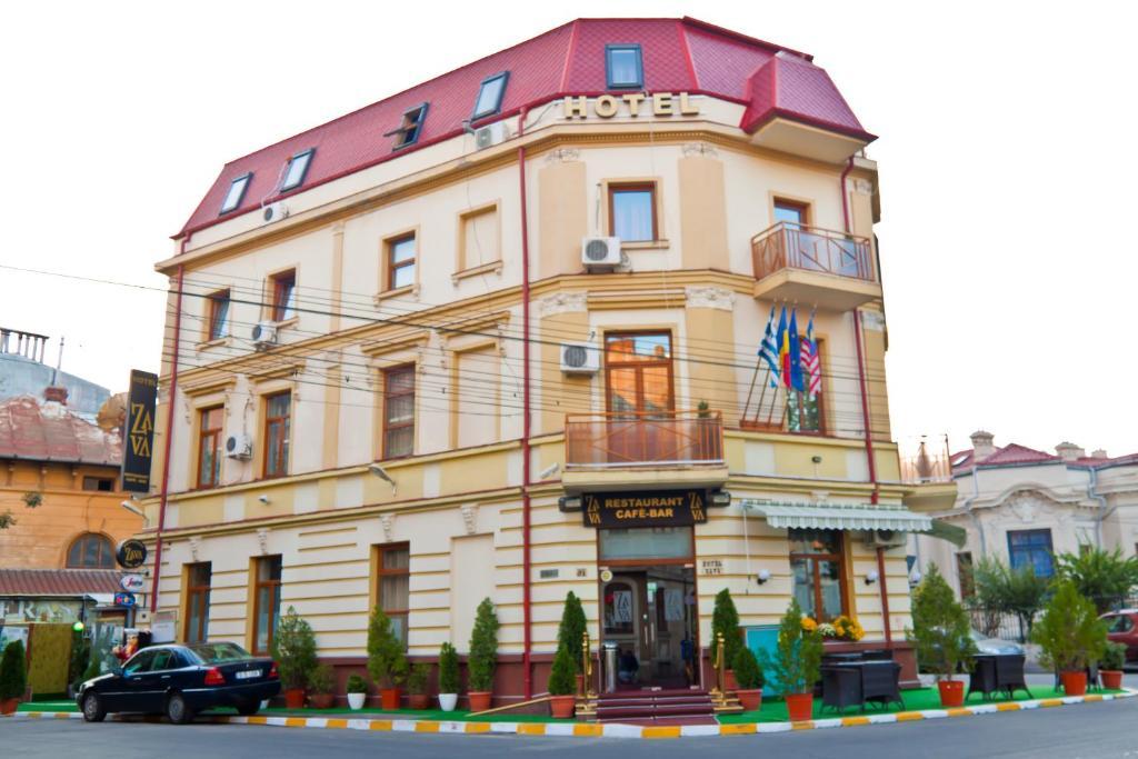 Zava Boutique Hotel Central Bucharest, Romania