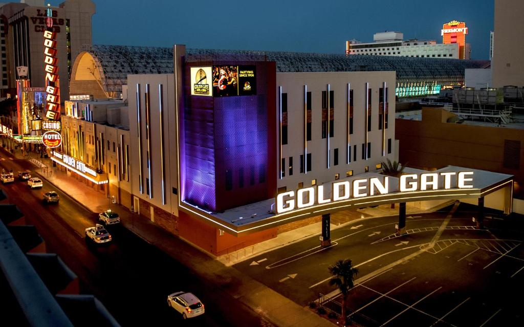 Golden Gate Casino Hotel, Las Vegas – Updated 2021 Prices