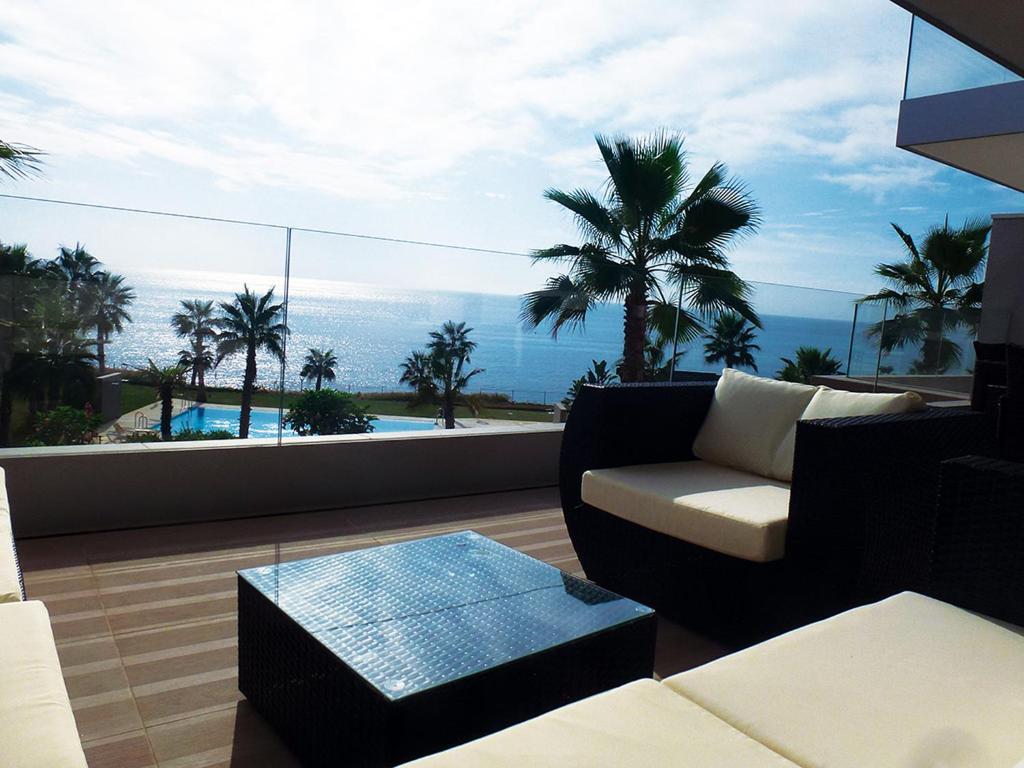 Un balcón o terraza de Horizon Beach Apartment