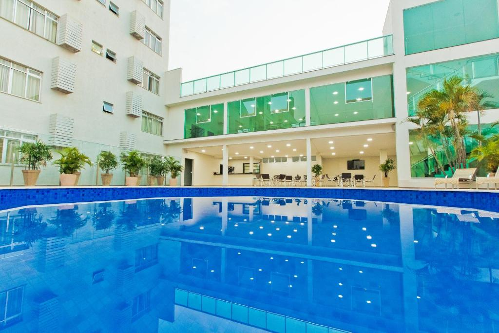 The swimming pool at or near Pietro Angelo Hotel