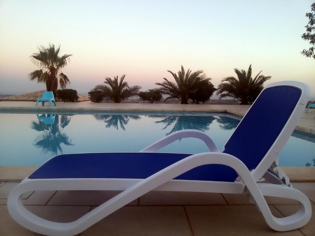 The swimming pool at or near Villa Principe Di Belmonte
