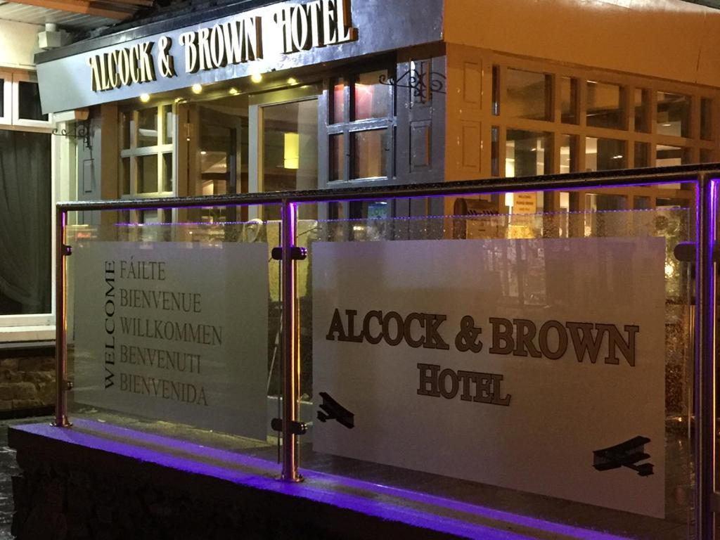 Alcock & Brown Hotel Clifden, Ireland