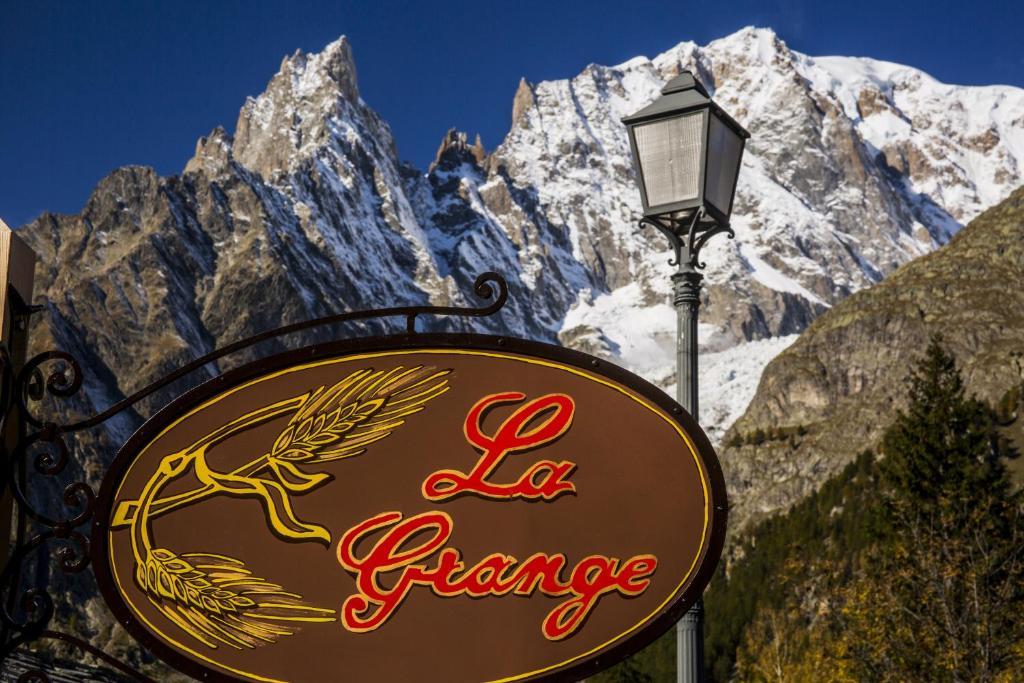 Hotel La Grange Courmayeur, Italy
