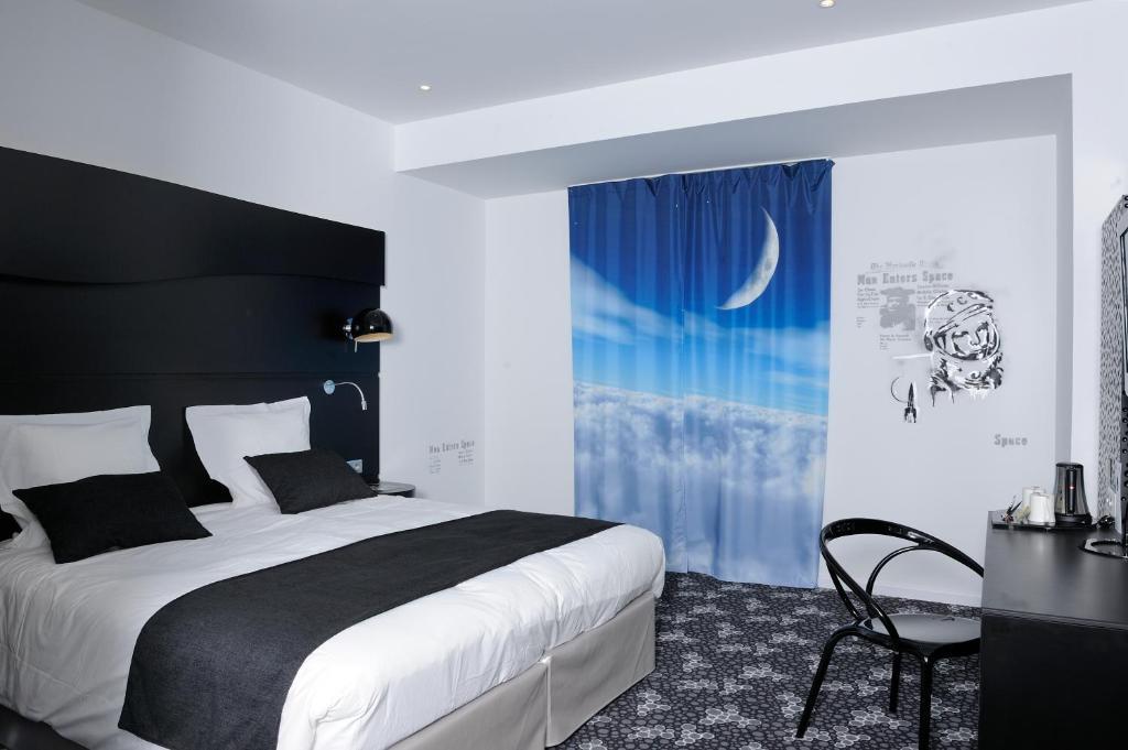 Comfort Hotel Centre Del Mon Perpignan Perpignan, France