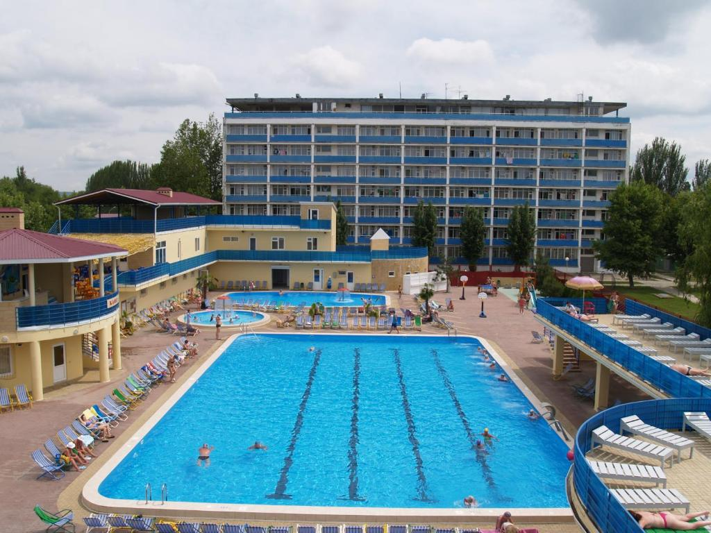 A view of the pool at Health Resort Anapa or nearby