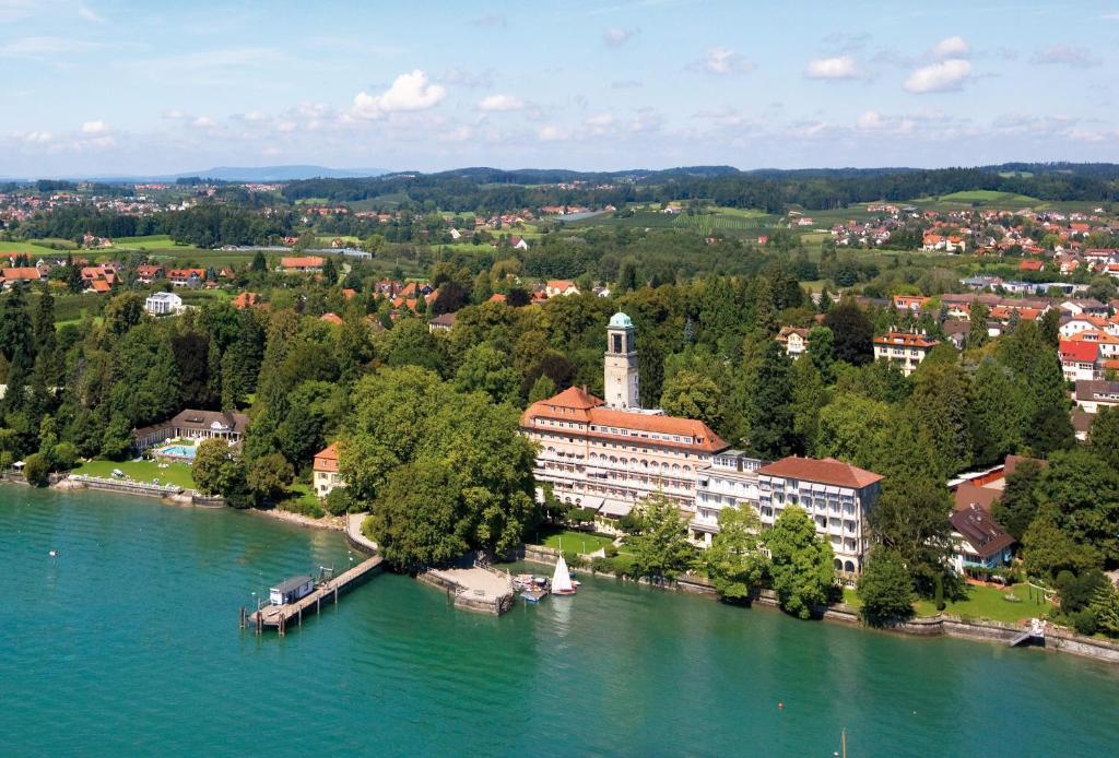 Hotel Bad Schachen Lindau, Germany