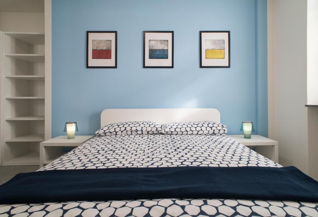 Ein Bett oder Betten in einem Zimmer der Unterkunft Chery Bed & Breakfast