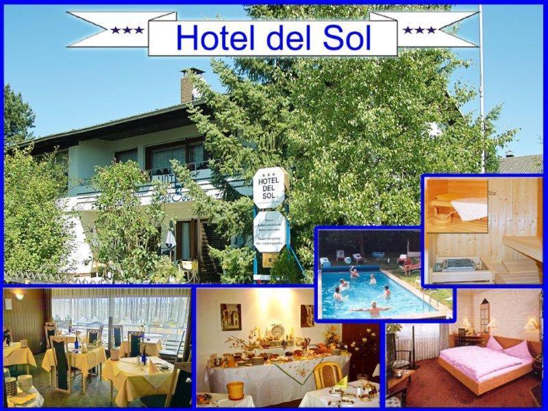 Hotel Del Sol Bad Wildungen, Germany