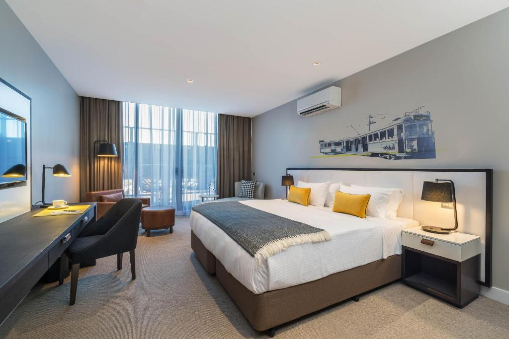 A room at Peppers Docklands