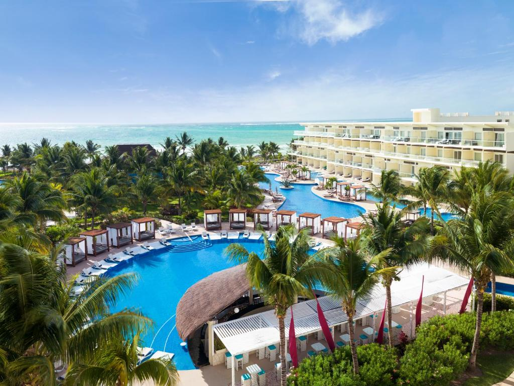Azul Beach Resort Riviera Cancun G Puerto Morelos Mexico Booking Com