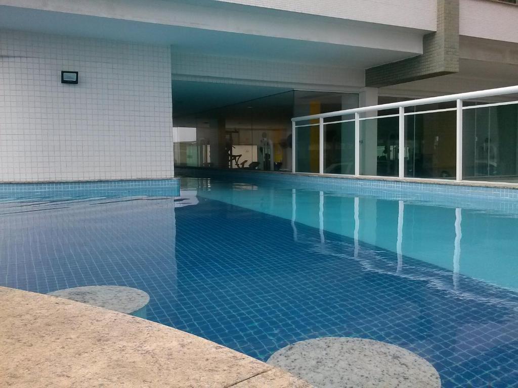 The swimming pool at or near Apto. Praia do Forte Cabo Frio