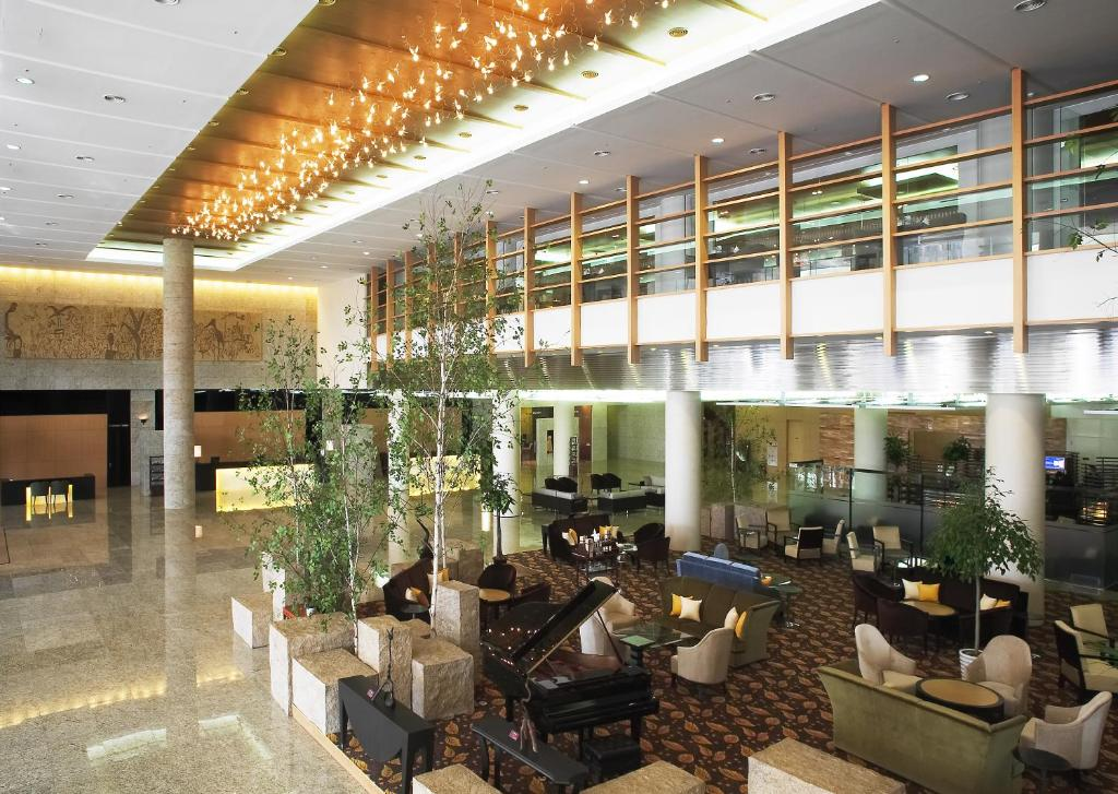 Grand Plaza Cheongju Hotel