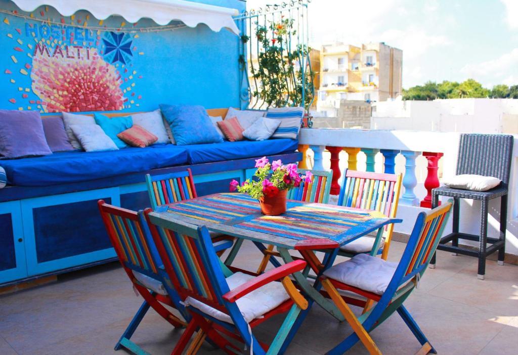 Hostel Malti Budget