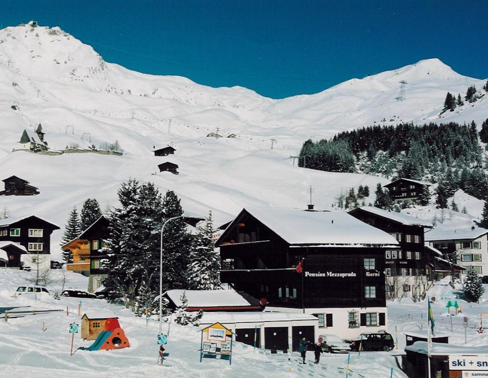Pension Mezzaprada Arosa, Switzerland