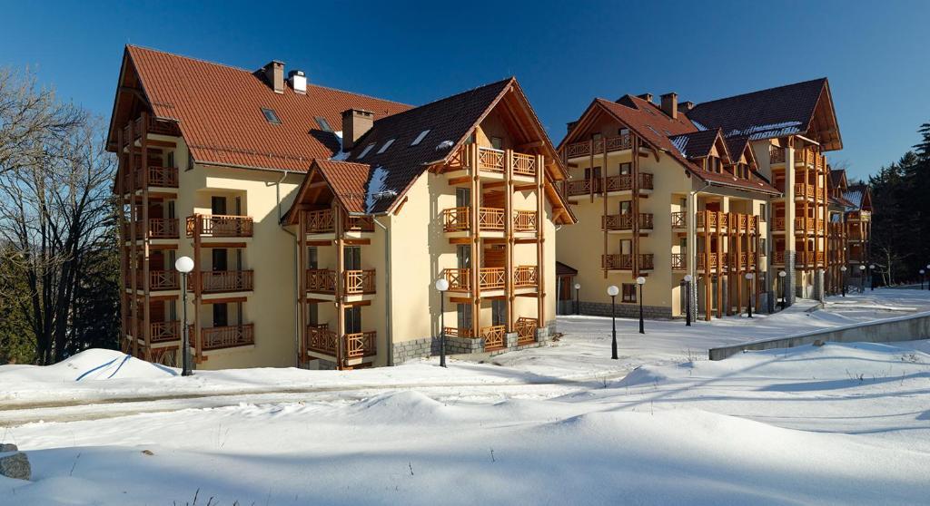 Obiekt Apartamenty Urocza 5 zimą