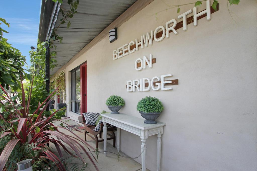 Beechworth On Bridge Motel