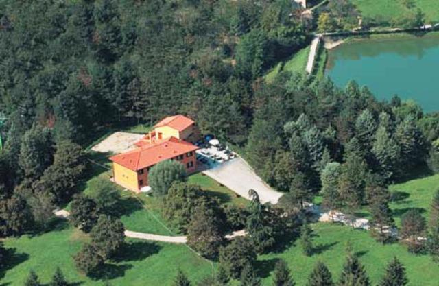 Vista aerea di Residenza Di Campagna Montelleri